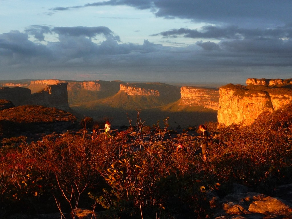 Chapada-Diamantina-Sunset